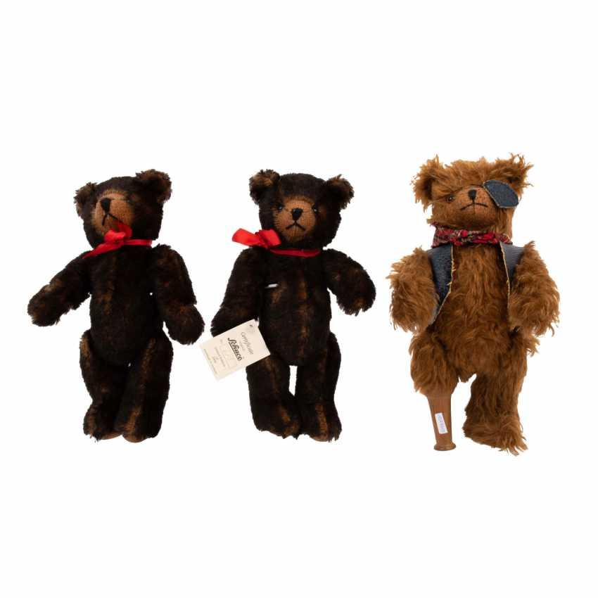SCHUCO three tricky bears, - photo 1