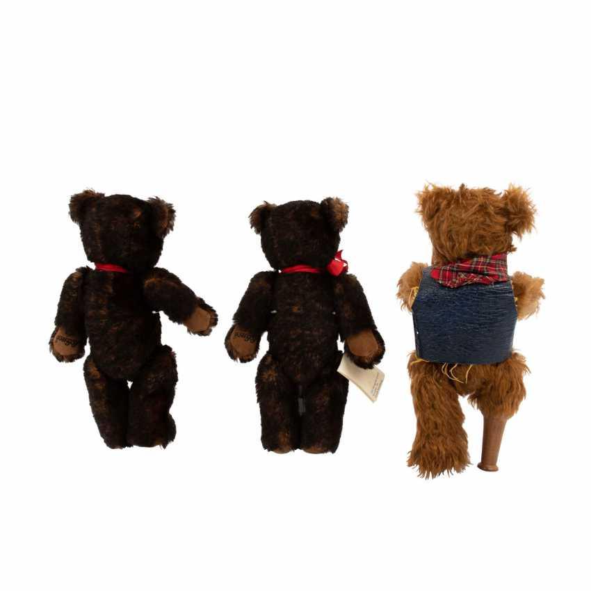 SCHUCO three tricky bears, - photo 2
