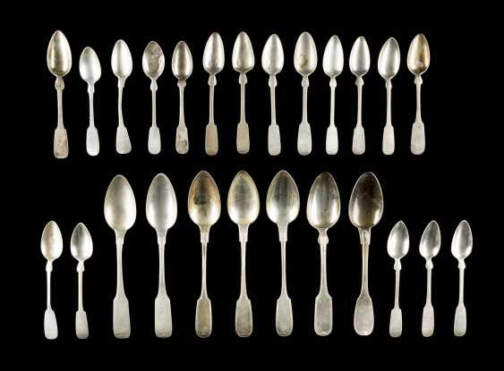 NINE-TEN COFFEE AND SEVEN DINING SPOON - photo 1