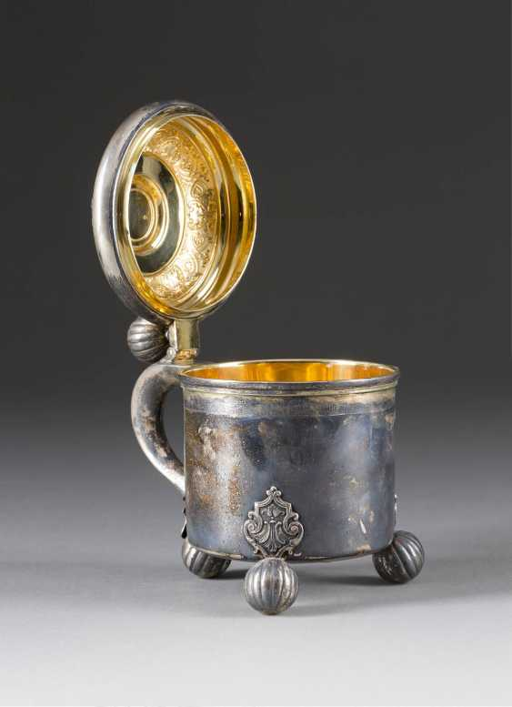 LID TANKARD WITH INTEGRATED COIN - photo 2