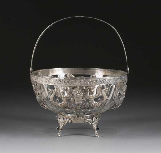 HENKEL DISH WITH GLASS INSERT - photo 1