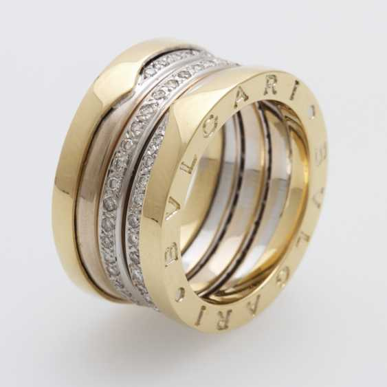 "BULGARI Damenring ""B Zero"" - photo 3"