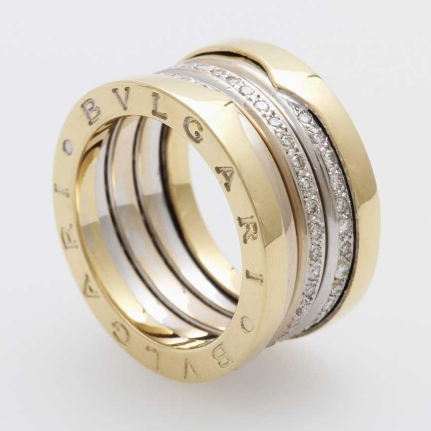 "BULGARI Damenring ""B Zero"" - photo 4"