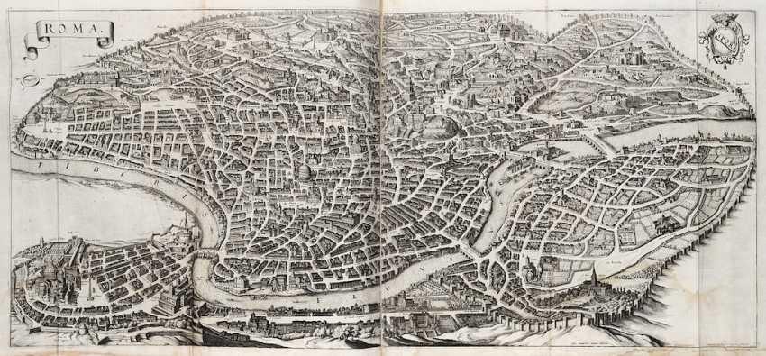 ZEILER, Martin (1589-1661) - Itinerarium Italiae nov-antiquae. Frankfurt: Mattheus Merian, 1640.  - photo 3