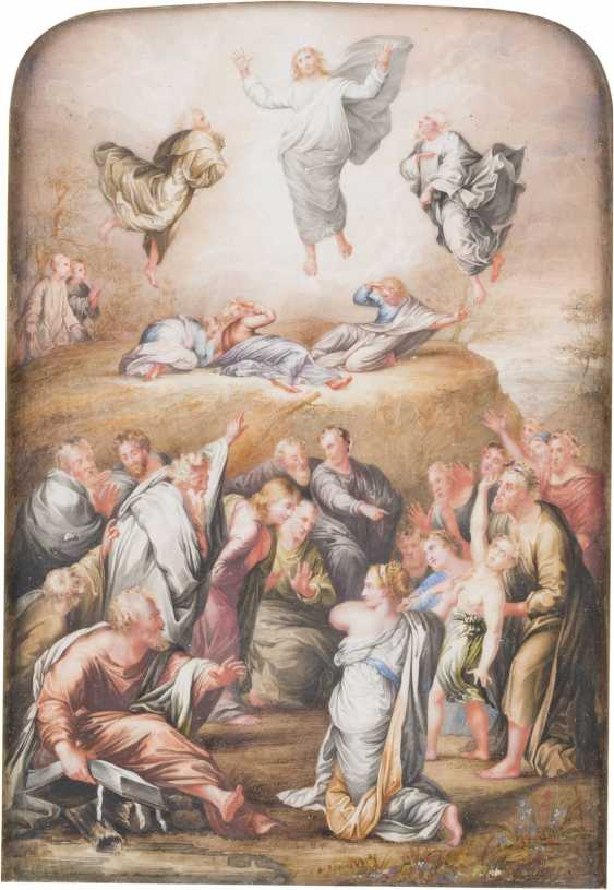 TRANSFIGURATION, AFTER RAPHAEL - photo 2