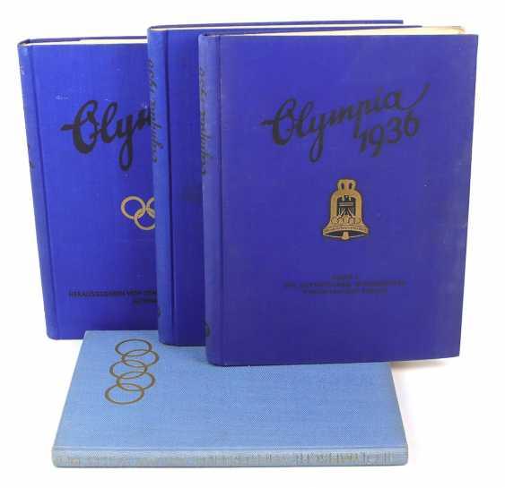 4 Olympia scrapbooks - photo 1
