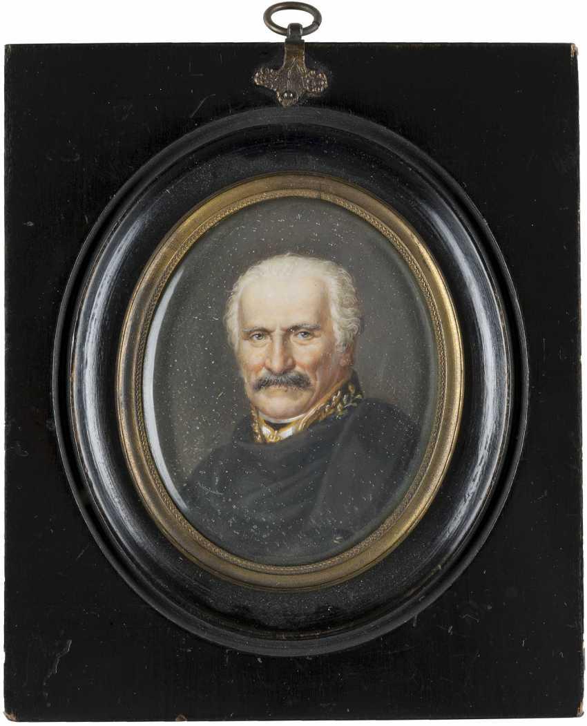 PORTRAIT OF GEBHARD LEBERECHT VON BLÜCHER (1742-1819) - photo 1