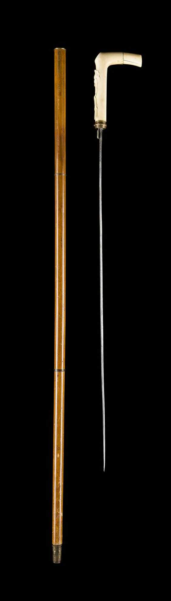 SYSTEM WALKING STICK WITH BUILT-IN BLADE - photo 3