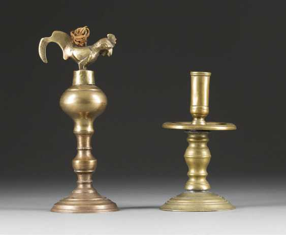 TWO CANDLESTICKS - photo 1