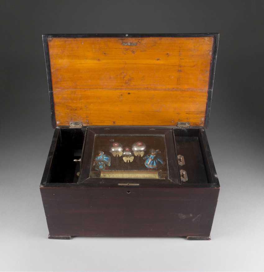 Rolls music box - photo 2