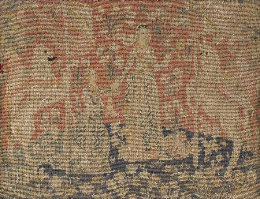 FRAGMENT OF A TAPESTRY - photo 1
