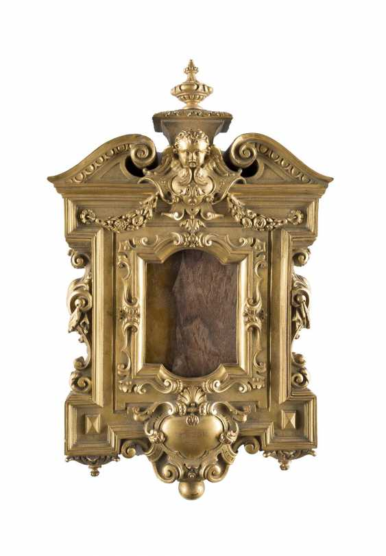 DECORATIVE FRAME WITH RELIC - photo 1