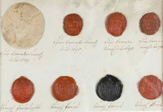 Seal collection - photo 1
