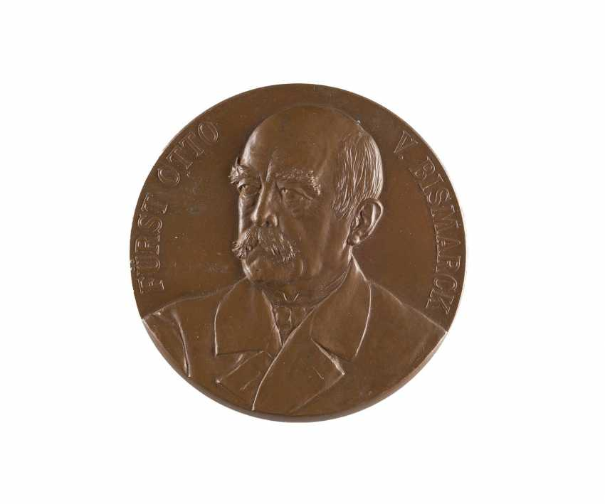 MEDAL OF PRINCE OTTO VON BISMARCK - photo 1