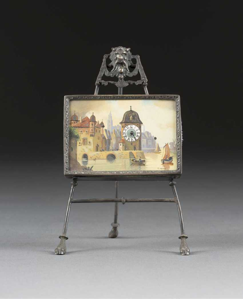 HIGHLY DECORATIVE MINIATURE IMAGE OF THE RUHR - photo 1
