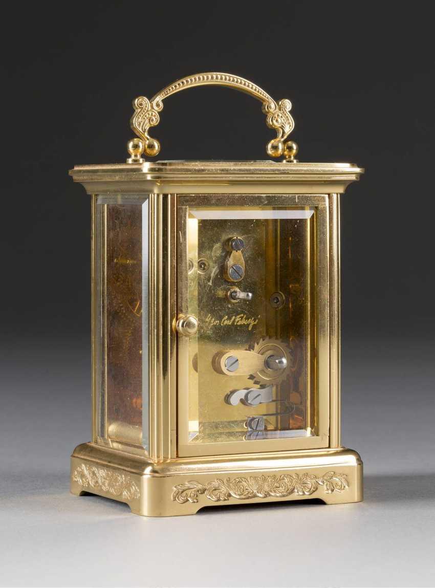 Travel alarm clock Switzerland, 20. Century - photo 2
