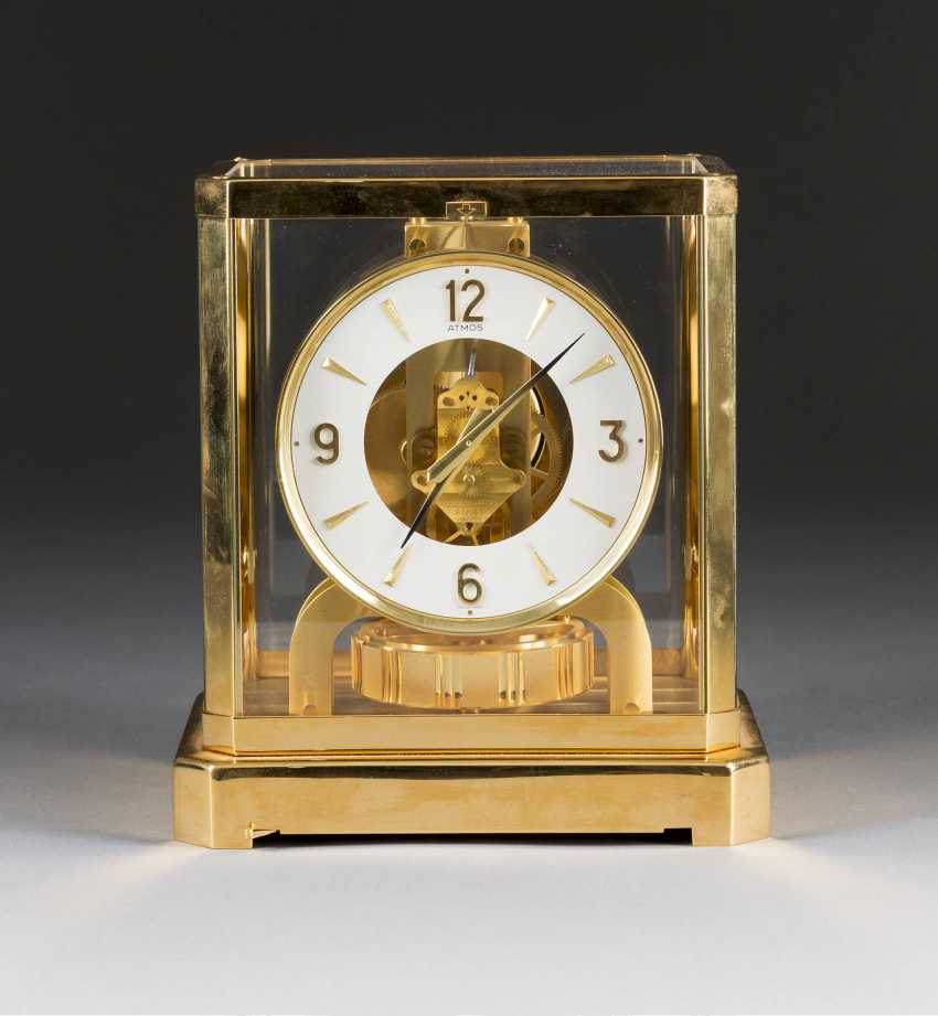 TABLE CLOCK JAEGER LE COULTRE 'ATMOS' - photo 1