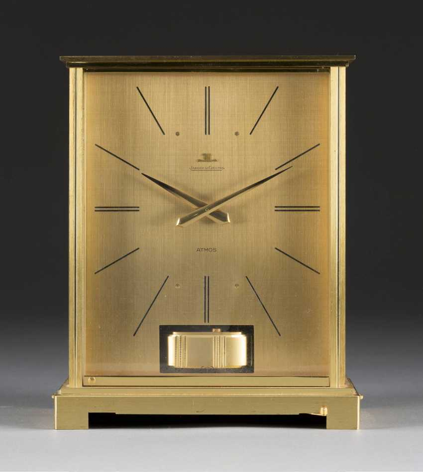 Table CLOCK JAEGER LE COULTRE 'ATMOS' Switzerland, 2. Half of the 20. Century - photo 1