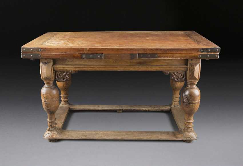 BAROQUE REFLEKTORIUM TABLE - photo 1