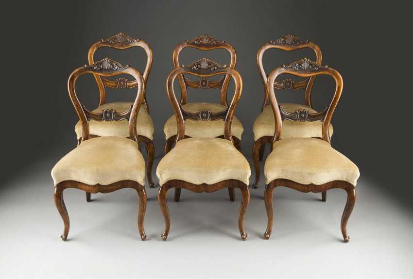 SIX CHAIRS - photo 1