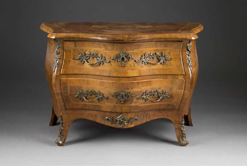 NEO-BAROQUE CHILDREN'S CHEST OF DRAWERS - photo 1