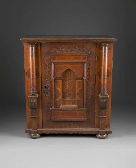 HALF CABINET IN RENAISSANCE STYLE - photo 1