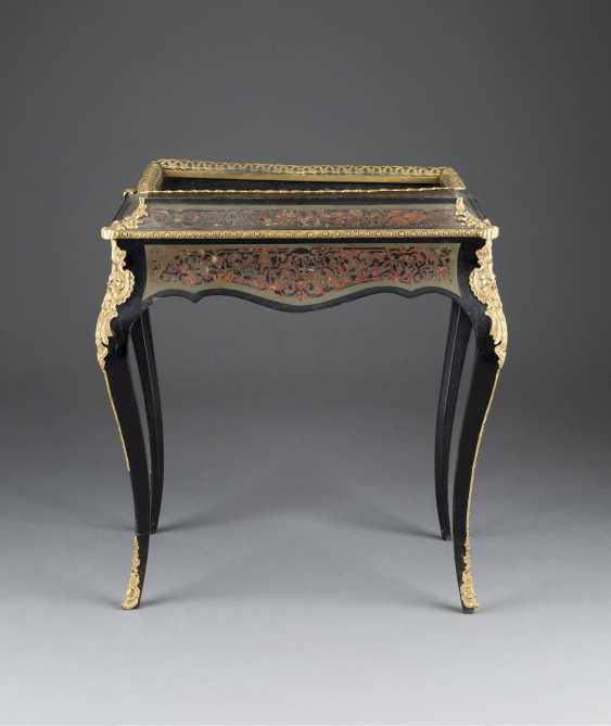 THE TABLE IN THE BOULLE STYLE - photo 1
