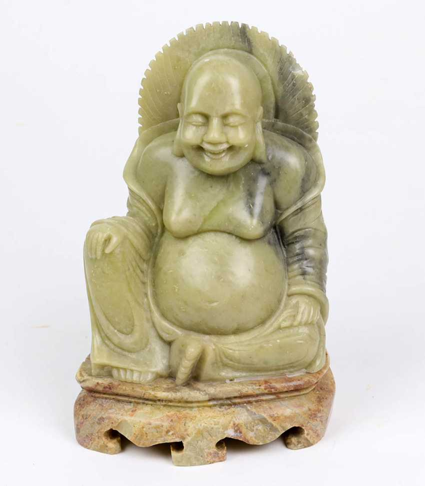 großer Jade Buddha - photo 1