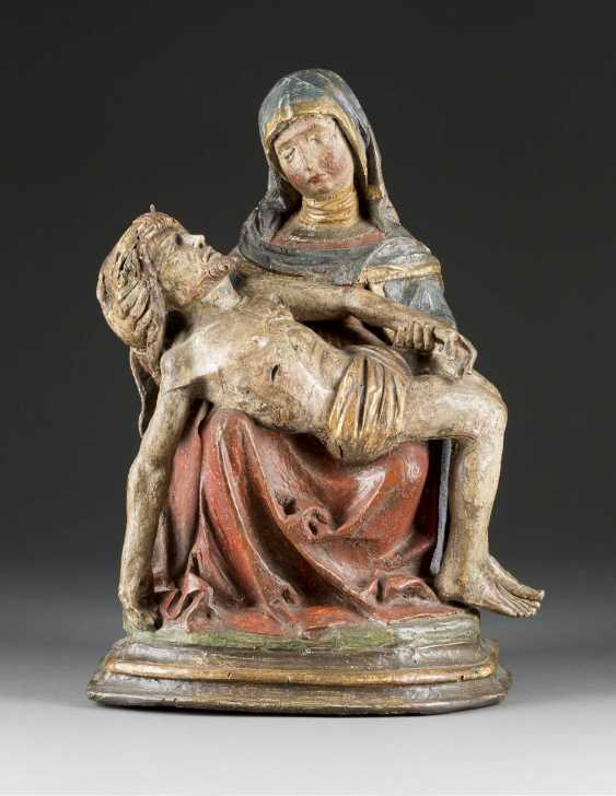 PIETA German, around 1700. - photo 1