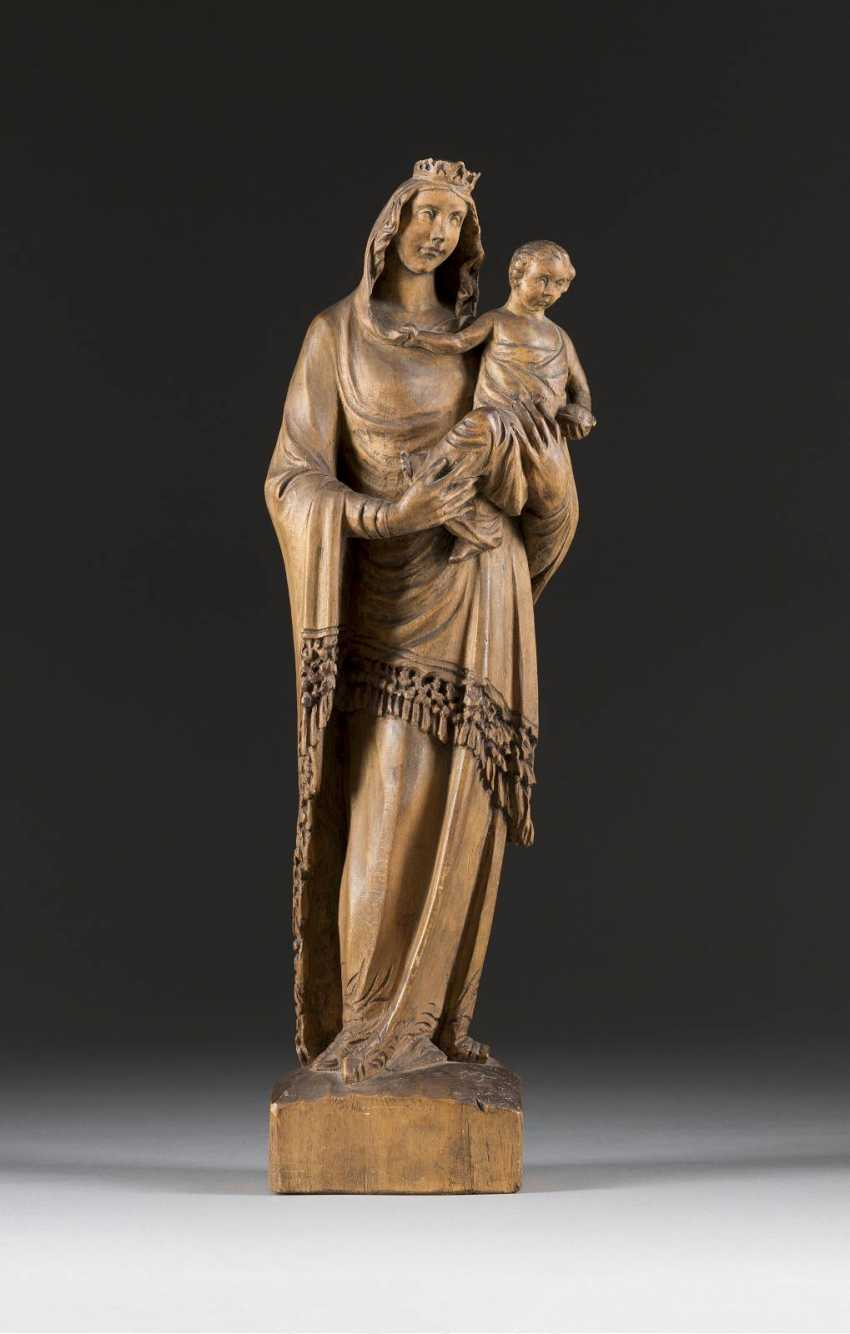 MOTHER OF GOD WITH THE CHRIST CHILD - photo 1