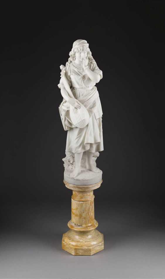 PIETRO BAZZANTI 1823 Florenz - 1874 (?) 'Mignon' - photo 1