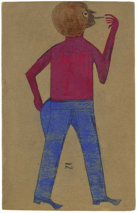 BILL TRAYLOR (CIRCA 1853-1949) - photo 1