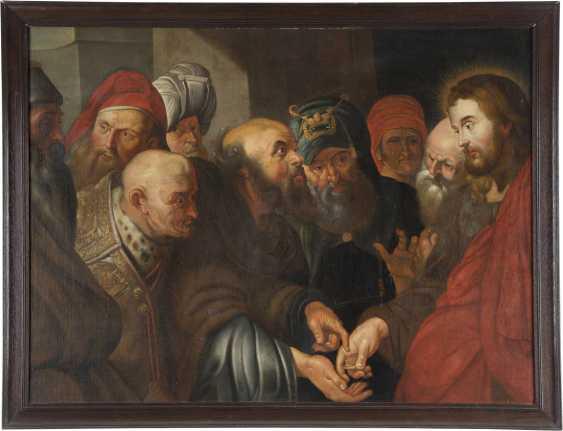 PETER PAUL RUBENS (NACHFOLGER) 1577 Siegen - 1640 Antwerpen DER ZINSGROSCHEN - photo 2