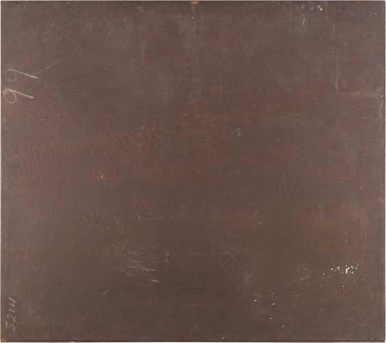 NIEDERRHEINISCHER MEISTER Tätig, um 1580/ 1590. ANBETUNG DER HEILIGEN DREI KÖNIGE - photo 3