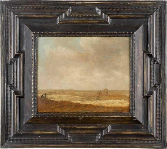 JAN VAN GOYEN 1596 Leiden - 1656 Den Haag BLICK AUF ARNHEIM VON DEN HÖHEN - photo 2
