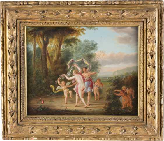 FLÄMISCHER MEISTER Tätig, um 1700 LA DANSE DE L'AMOUR (ORIGINALTITEL) - photo 2