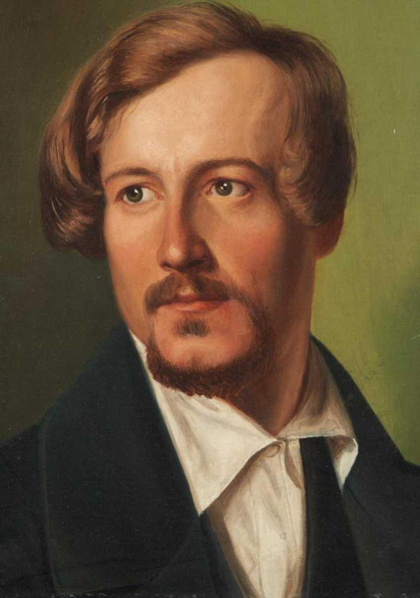 Gentleman portrait - photo 1