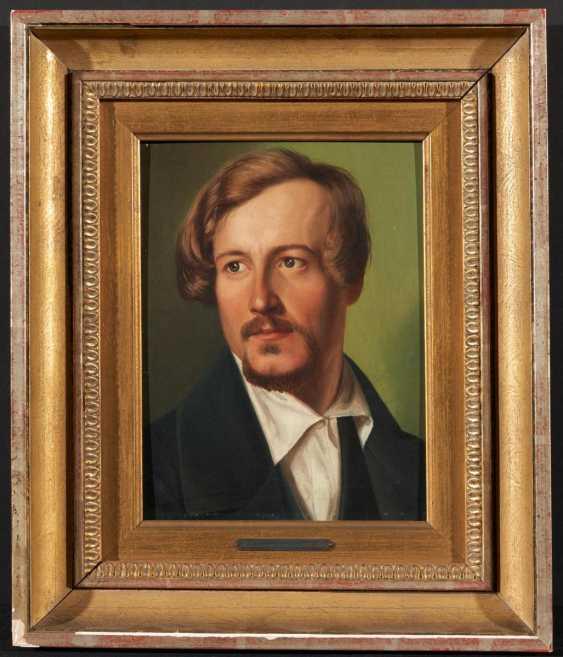 Gentleman portrait - photo 2