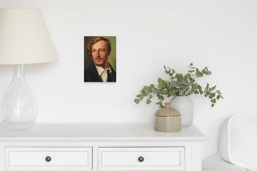 Gentleman portrait - photo 4