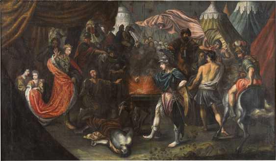 HISTORIENMALER Tätig im 18./19. Jahrhundert MYTHOLOGISCHE SZENE - photo 1