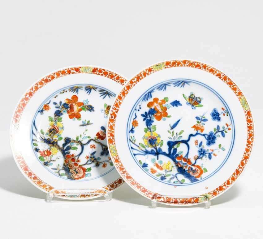 Two plates with Asian decor - photo 1