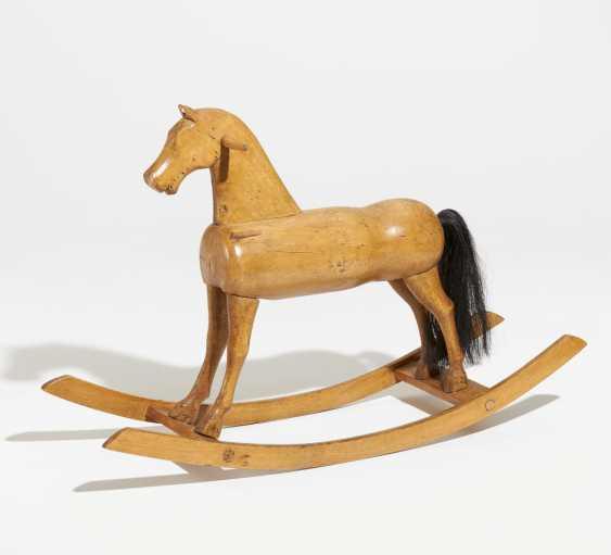 Rocking horse - photo 1