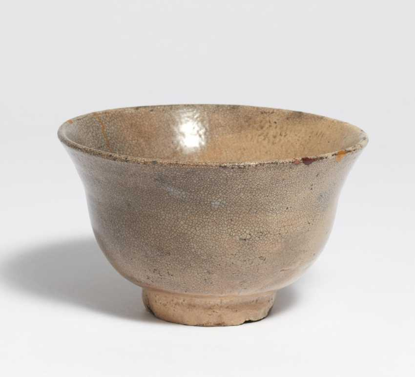 Tea bowl (chawan) in Korean style - photo 1