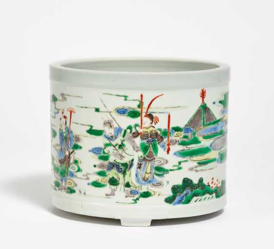 Почистите чашку с шестью верными генералами семьи Ян - фото 1