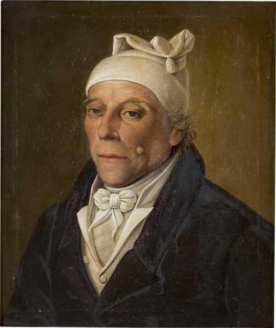 CARL SPITZWEG (UMKREIS) 1808 München - 1885 ebenda Herrenporträt - photo 1