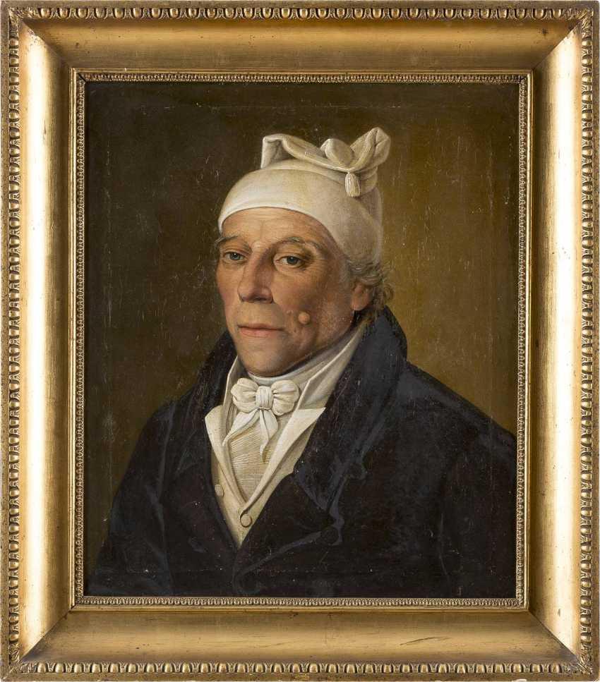 CARL SPITZWEG (UMKREIS) 1808 München - 1885 ebenda Herrenporträt - photo 2