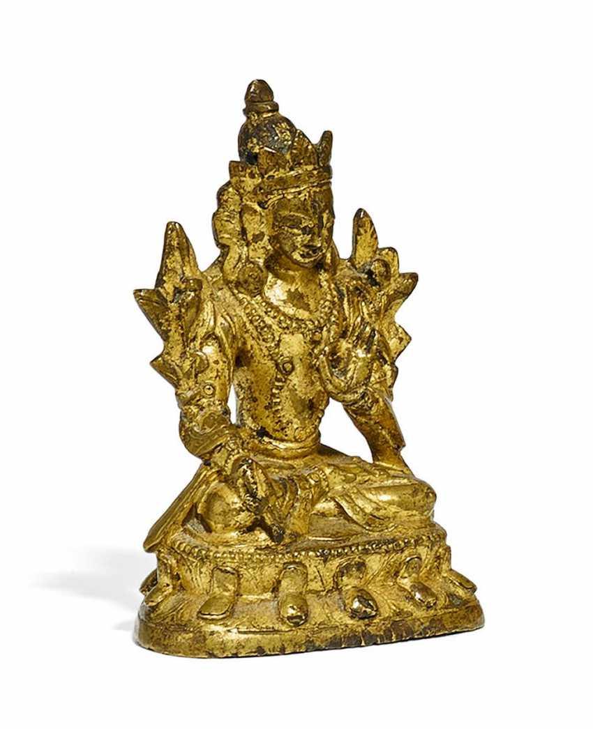 Rare representation of the Siddhaikavira - photo 1