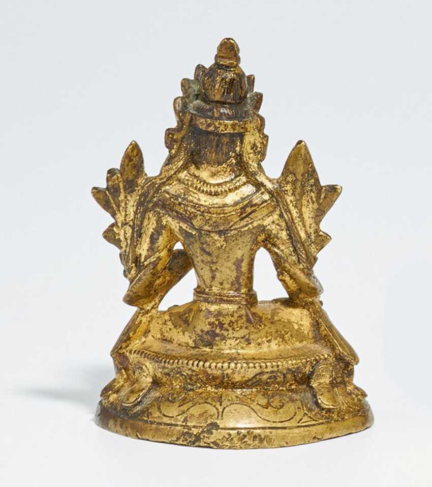 Rare representation of the Siddhaikavira - photo 2