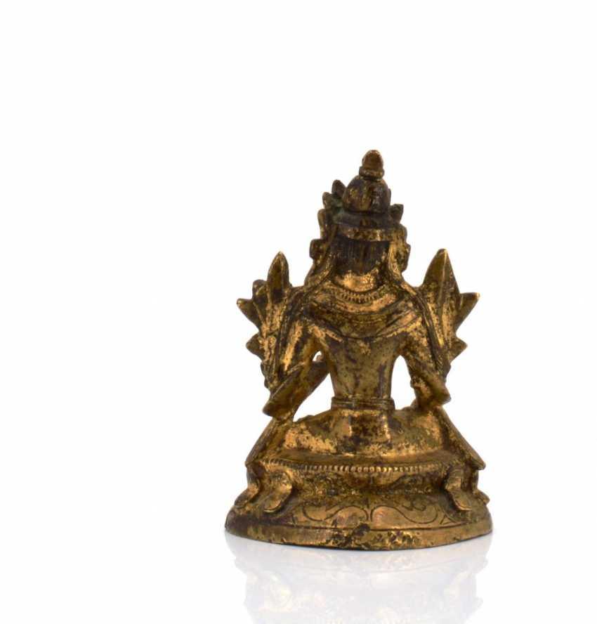 Rare representation of the Siddhaikavira - photo 4