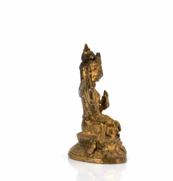 Rare representation of the Siddhaikavira - photo 5